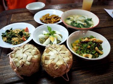 「フアン・チャイ・ヨーン」で北タイ料理を堪能。【2日目~食べる編】