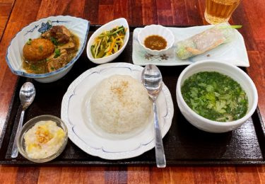 吉祥寺にあった!美味しいベトナム料理店「WICH PHO」