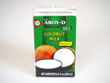 ココナッツミルク(กะทิ)